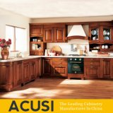 De nieuwe Keukenkasten van de Stijl van L van de Premie In het groot Stevige Houten (ACS2-W14)