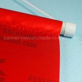 Drapeau s'arrêtant de tissu polychrome (SS-HB12)