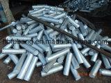 Barra de aluminio/Rod del perfil de aluminio de 6063 aleaciones