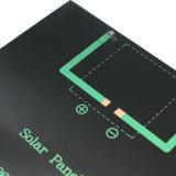 Sonnenkollektor-Baugruppe der Qualitäts-6V 2W für helle Batterie