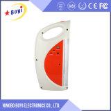 Luz Emergency recarregável portátil de indicador cobrando do diodo emissor de luz