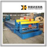 Kxd-1100 glasierte die Dach-Fliese, welche die Maschine herstellt, die glasiert wurde, die Rolle mit Ziegeln zu decken, die Maschine bildet