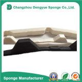 Graues Dachgesims-Einfüllen entfernt Schaumgummi-Schliessen für gewölbtes Metalldach