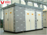 Subestação de Europ Pretabricated Substation/Yb10-1000kVA Europ Pretabricated