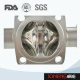 Klep van het Diafragma van de Hoge Zuiverheid van het roestvrij staal de Pneumatische (jn-DV1005)