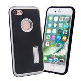 Nuevo modificar la caja del teléfono celular para requisitos particulares para el iPhone 7/7plus