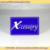 ISO7811 PVC magneetstrip Card voor Cadeaubon Card