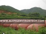 De zachte Installatie van het Biogas van de Autoclaaf/de Plastic Zakken van de Holding van de Gisting/van het Biogas