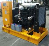 Groupe électrogène diesel refroidi à l'eau d'engine d'AC415V 56kVA 44kw Rciardo