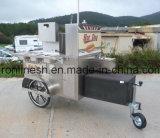 Kiosk Trailer / Charriot Hotdog / Hotdog Carrinho / Street Food Cart / Catering Trailer / Snack Trailer / Mobile Foodcart / Food Stall / Hamburger Cart CE