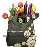 Bolso plegable del comprador, bolsos de compras convencionales, bolsos reutilizables, ligeros, de tienda de comestibles y práctico, regalos, promoción, bolso de totalizador, decoración y accesorios