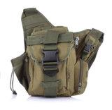 Saco impermeável tático militar elegante da cintura