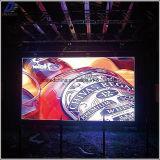 MIETE LED-Bildschirmanzeige Shenzhen-InnenP3.91die-Casting Aluminium/super dünne Miete