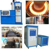 Engranaje axial que apaga la calefacción de inducción que endurece el tratamiento térmico de la máquina