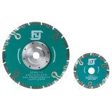 V le type diamant de découpage rapide scie la lame pour le granit dur
