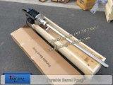 316 스테인리스 보충 드럼 펌프 관을%s 가진 휴대용 드럼 펌프
