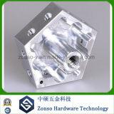 Präzisions-Aluminiumlegierung-CNC maschinell bearbeitete Teile