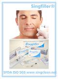 Enchimento cutâneo Injectable durável do ácido hialurónico para os enchimentos plásticos (Deep2.0ml)