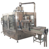 Machines de remplissage de jus de bouteille d'animal familier