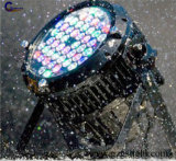 Водоустойчивое РАВЕНСТВО этапа 54*3W RGBW СИД может осветить для напольного (54-3-IP)