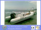 Barche di sport del PVC del Ce 3.8m, barche di svago, barche di rematura