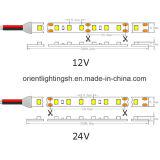 Bandes imperméables à l'eau à deux lignes de l'UL SMD 1210 (3528) 240LEDs DEL