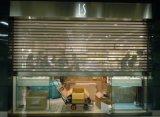 商業マイクロ穴があいたローラーシャッタードア