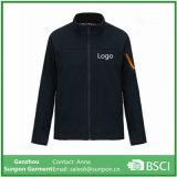 Куртка Softshell цвета высокого качества черная с ценой по прейскуранту завода-изготовителя