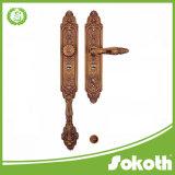 Ручка двери Gate&Villa европейского сплава цинка Antique хорошего качества цены типа самого лучшего латунного большая