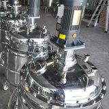 Roestvrij staal dat Dubbel van de Mixer van de Tank het Vloeibare mengt - Laag die Tank mengt