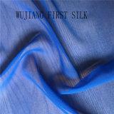 Tela de seda do Chiffon do estiramento. Tela de seda de Georgette do estiramento, tela de estiramento de seda, tela elástica de seda