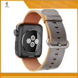 Vendas de reloj de nylon tejidas para Iwatch, correas de nylon tejidas para el reloj de Apple, deporte de la muñeca de la conexión de 38mm/42m m para la venda de reloj de Apple