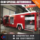 Piccolo veicolo di soccorso di emergenza dell'autopompa antincendio di Isuzu 4m3