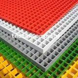 Profili stridenti/a fibra rinforzata antiscorrimento di /GRP della plastica