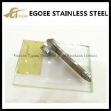 Araña del vidrio de la tenencia del poste de la barandilla del acero inoxidable
