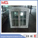 Самое последнее окно конструирует окно PVC сползая