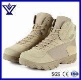 De comfortabele Tactische Militaire Laarzen van het Gevecht van de Schoenen van de Jacht van de Woestijn Kaki (sysg-201733)