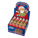 Lippenstift Cardboard Counter Top Display für Christmas Promotion