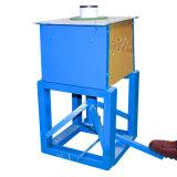 horno fusorio de la calefacción de inducción de 100-250kg IGBT para el oro de acero cobreado