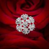 신부 꽃다발 보석을 Wedding 모조 다이아몬드