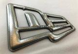 Etiqueta de Transferencia de Calor de Silicona 3D