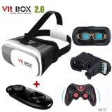 Vetri caldi di realtà virtuale 3D Vr della casella 2.0 di Vr di vendita