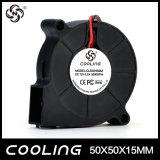 50X50X15mm elektrischer Gebläse CPU-Kühlvorrichtung-Ventilator-Miniluft-Gebläse-Ventilator