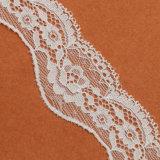 O bordado o mais atrasado floresce a guarnição do laço da guarnição da tela