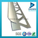 Le meilleur profil T5 en aluminium en aluminium de la garniture 6063 de tuile de qualité