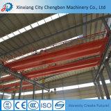 二重ガードの天井クレーンを使用して倉庫