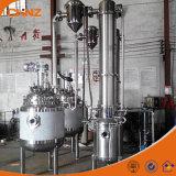 Machine d'évaporation de réservoir de concentrateur réduite par pression de vide de jus de fruits