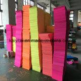 Лист пены ЕВА нетоксического цвета блестящий, яркий цвет напечатанная пена ЕВА,