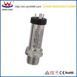 Wp43b 원통 모양 위생 응용 압력 전송기