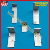 Dissipatore di calore di alluminio di timbratura elettronico per l'alimentazione elettrica di CI (HS-AH-014)